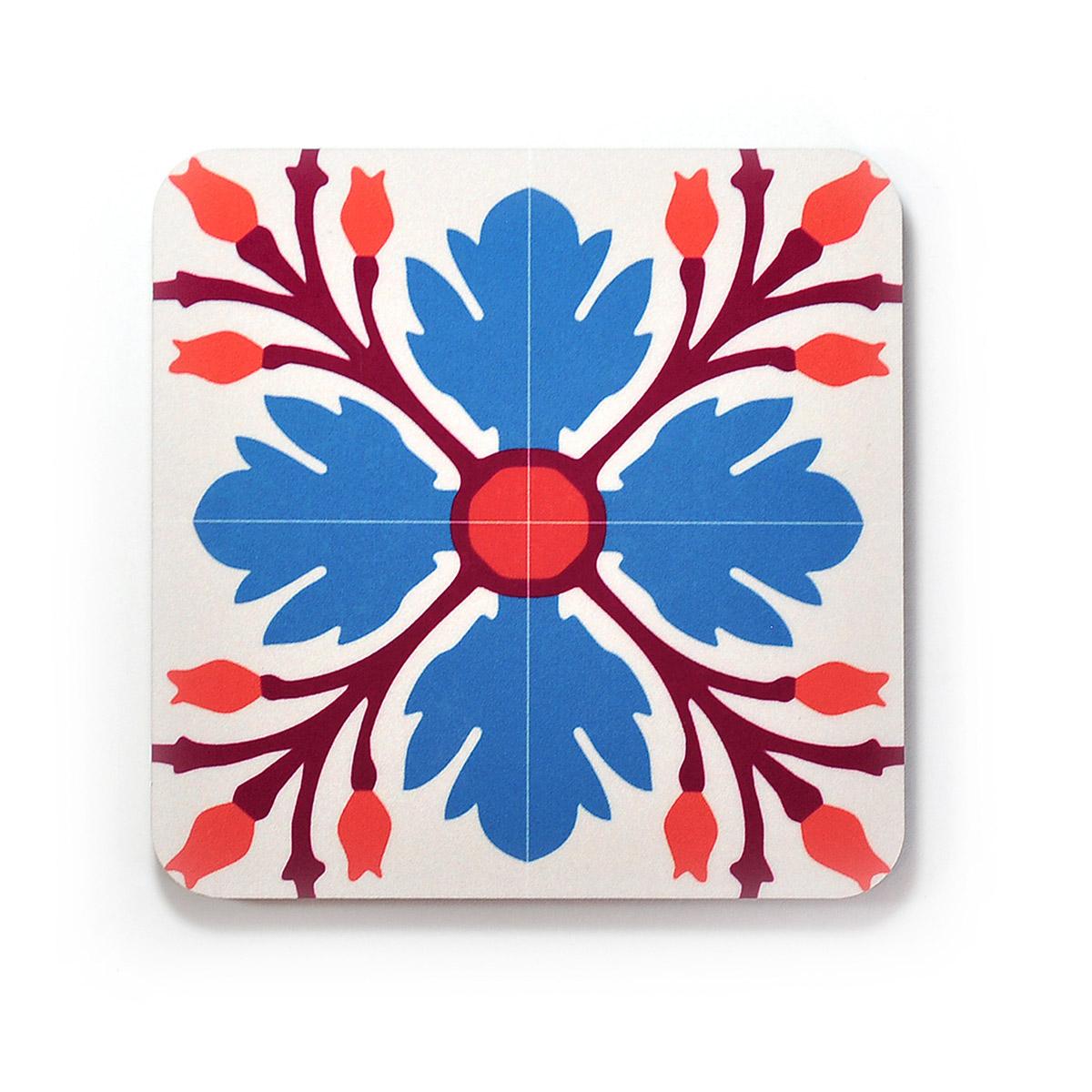 Coaster-Blue-Flower-no9