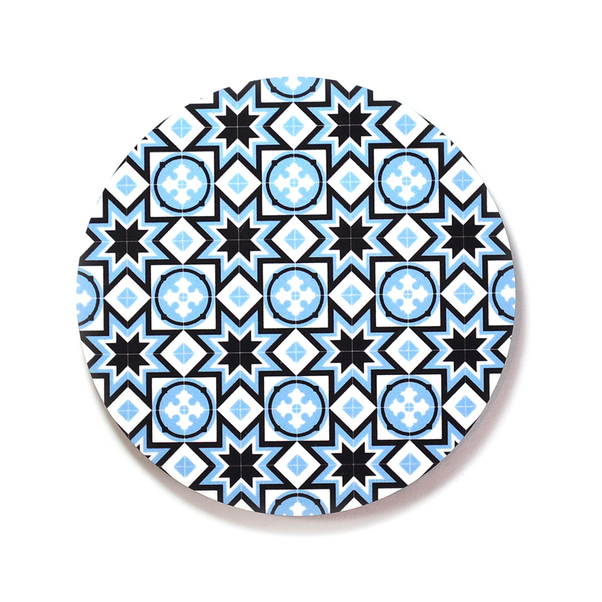 Coaster-Geo-Blue-no7