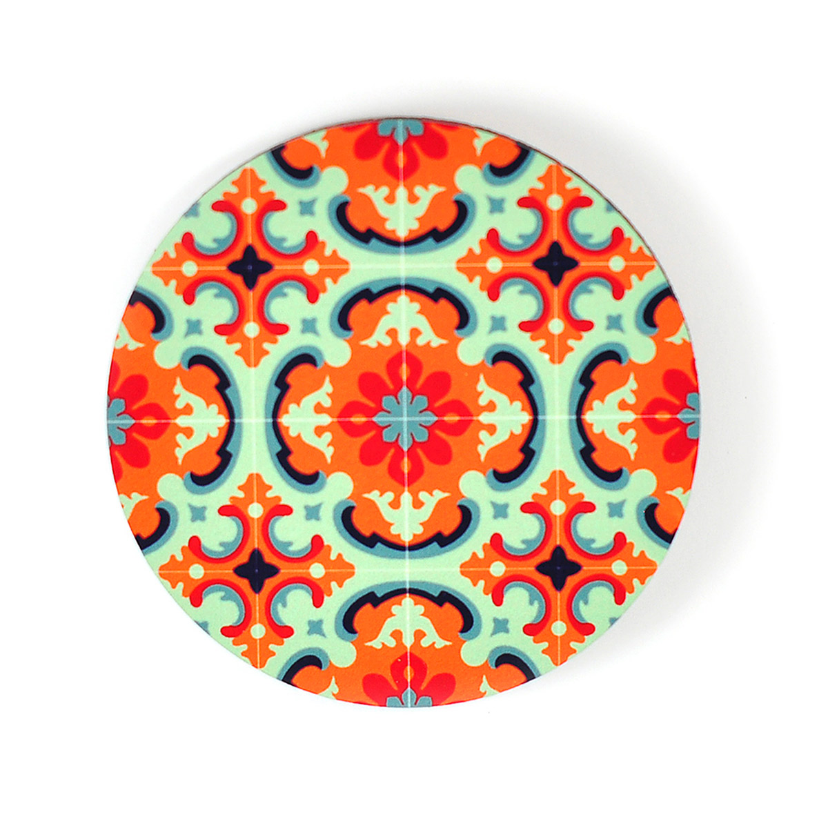 Coaster-floral-Fancy-Vibrant-no2