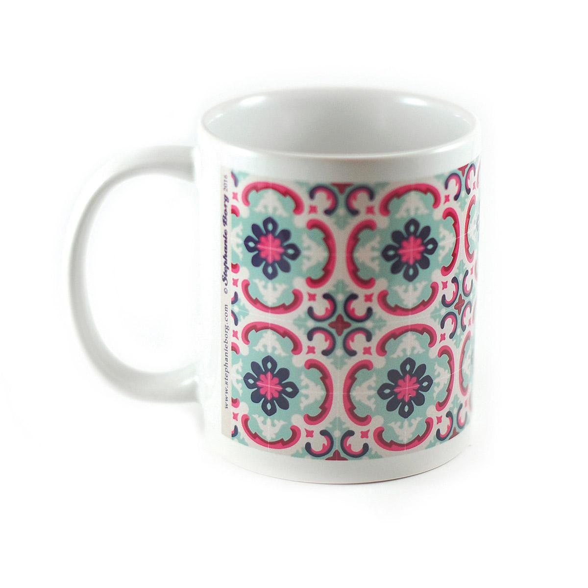 Mug-Floral-Fancy-Pastels