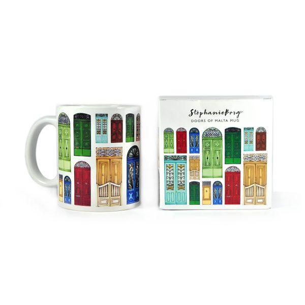 doors mug+box