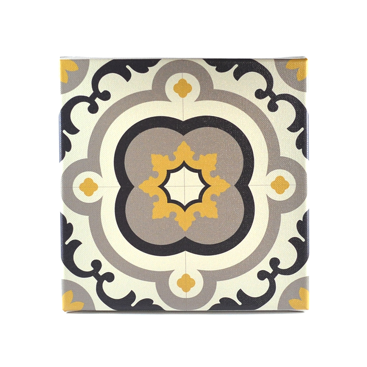 Malta Tile Canvas Block, pattern no.11
