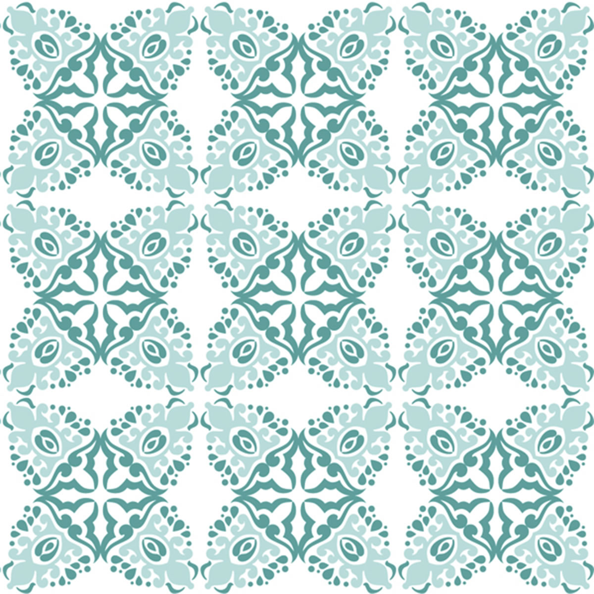 Galiana Motif, Canvas Print A