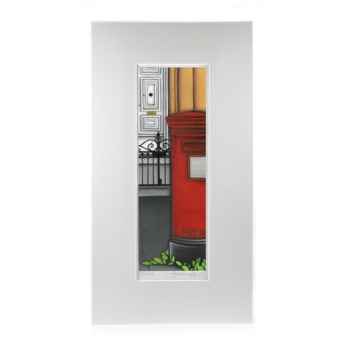 The Red Pillar Box