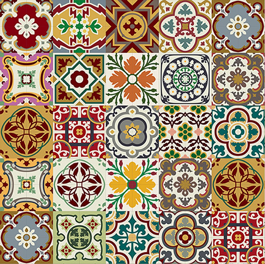 Malta Tile Pattern Collection Till The Age Of 5 I Lived With My Family In A Small Place Which Was Covered Old Cement Tiles Still Remember