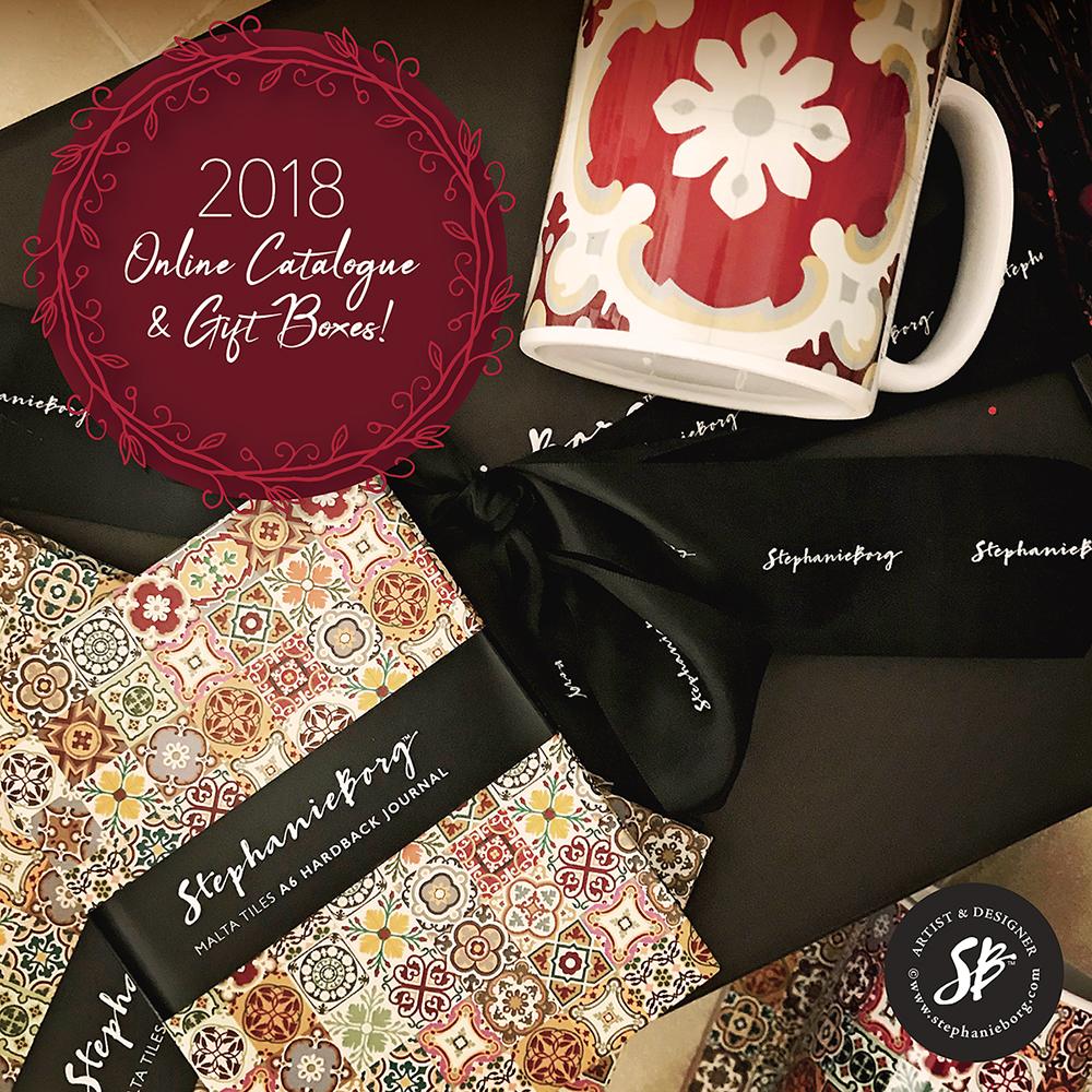 2018 Catalogue & Gift Boxes