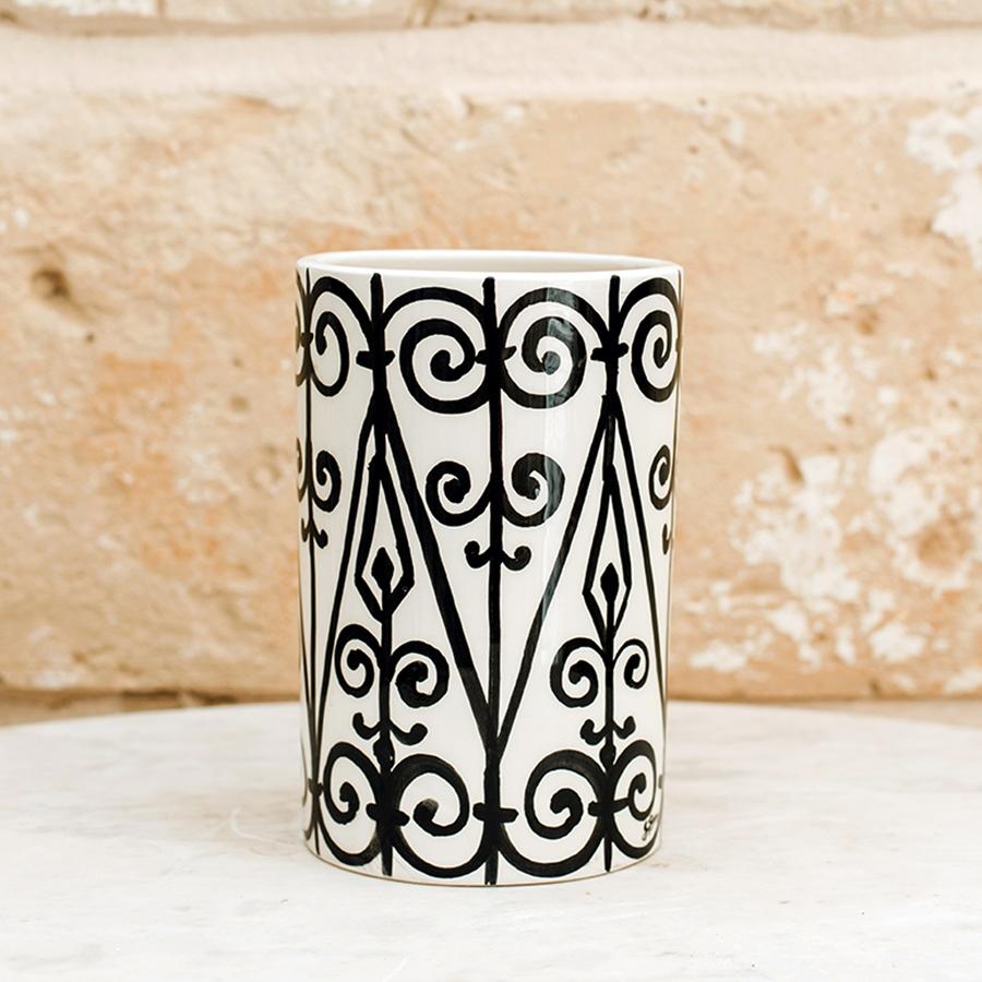 Felħana Handmade Ceramic Vase