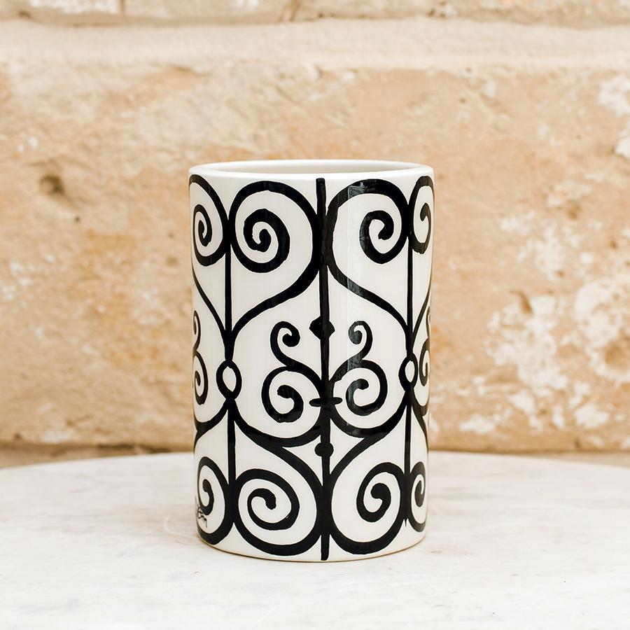 Ħanina Handmade Ceramic Vase