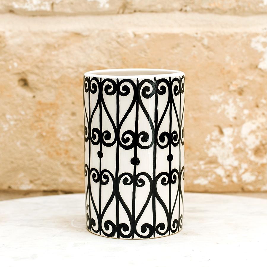 Qalbiena Handmade Ceramic Vase