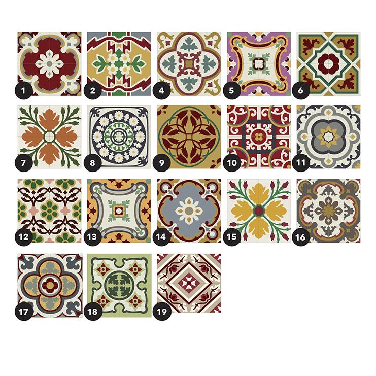 ceramic coasters order list
