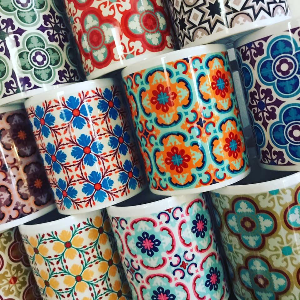 Ceramics Tile Pop