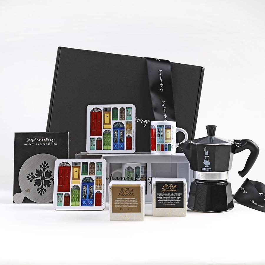 Doors Espresso Starter Box 80