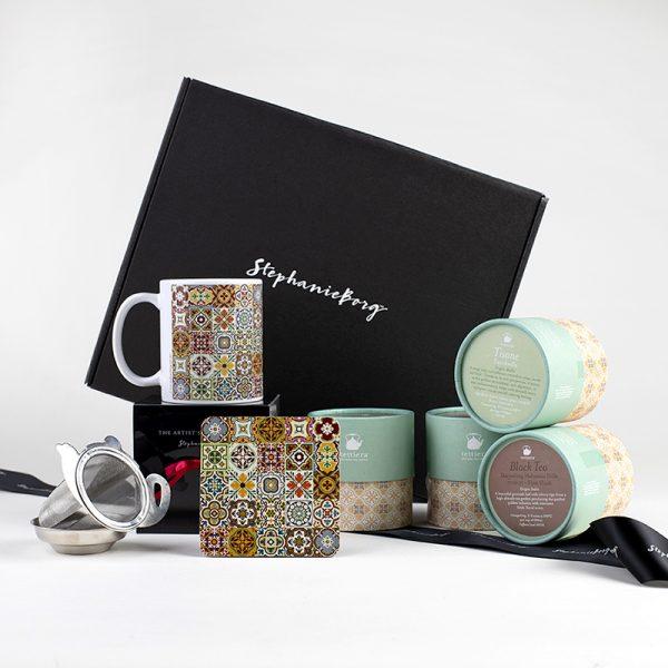 TC Tea Lover Box €64.00